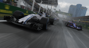 F1 Esports Pro Series Codemasters' F1 2018 video game - powered by Gfinity