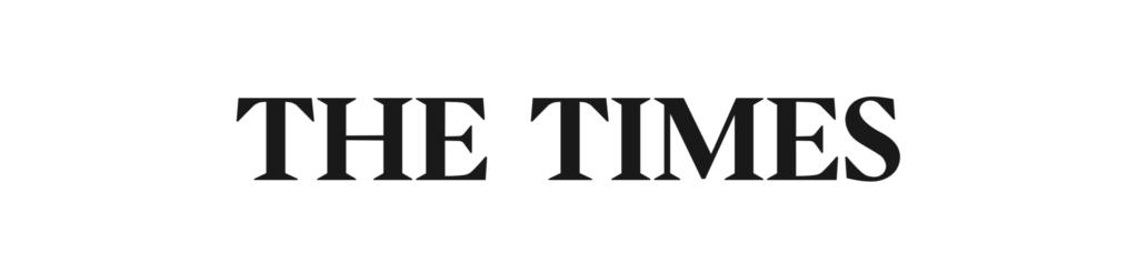 The Times Masthead-11.08.02