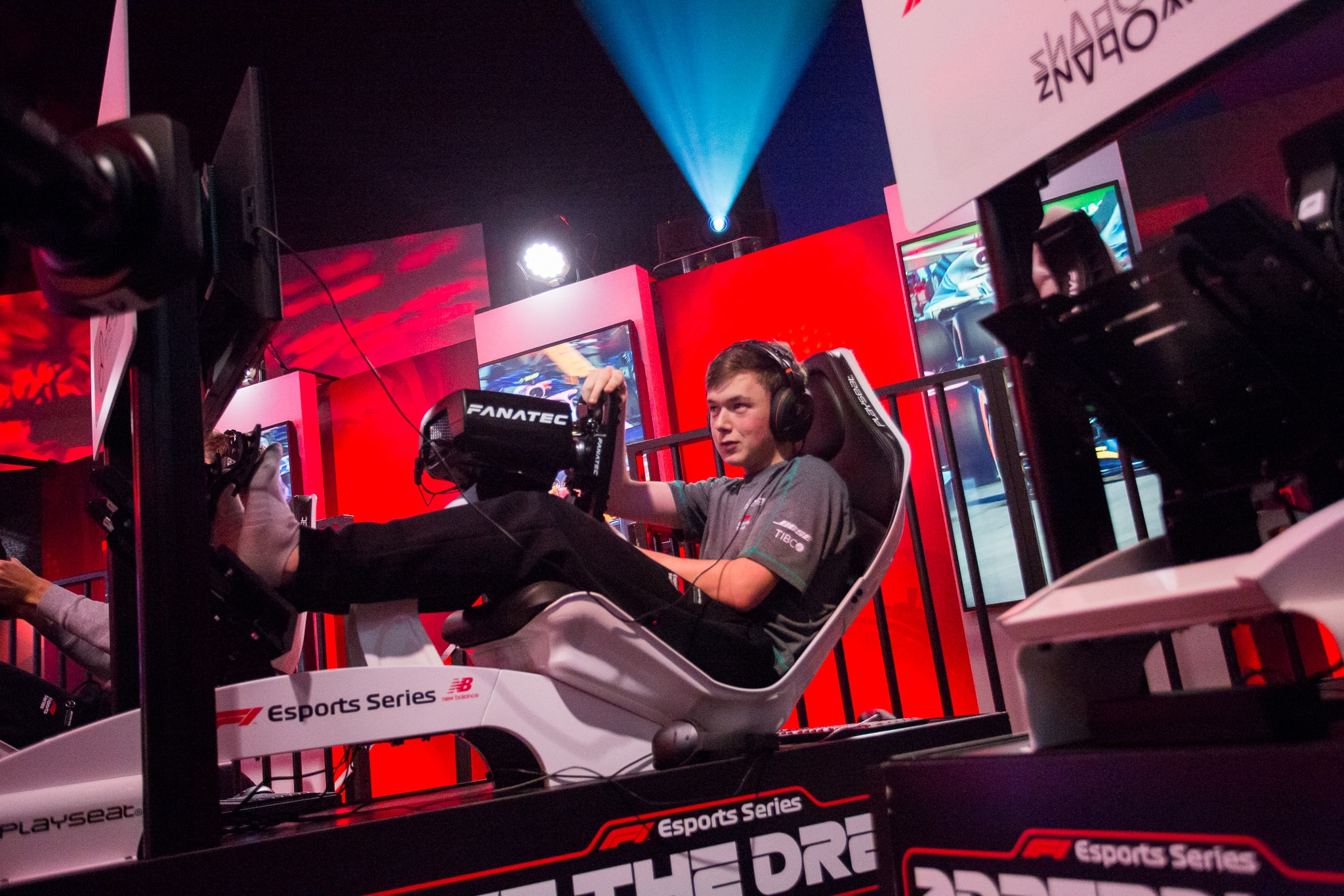 F1 New Balance Esports Series 2018 watched by 4 4 million | Gfinity Plc