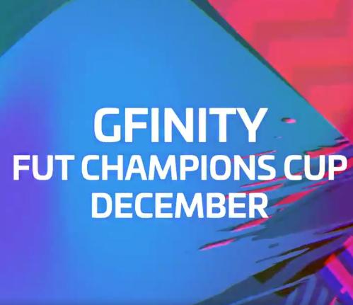 FIFA 19 FUT Champions Tournament December Gfinity Esports