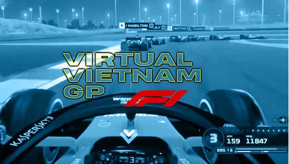 virtual formula 1